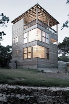 Tower House / Andersson Wise Architects