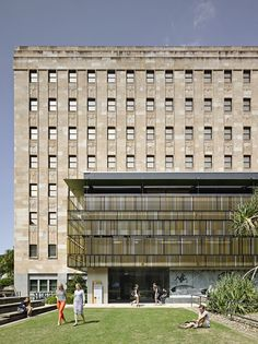 UQ MICHIE BUILDING REFURBISHMENT - Picture gallery