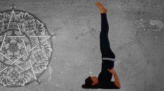 4. Viparita Karani (Inverted Pose