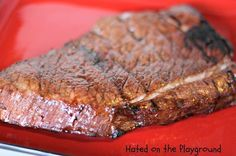 Balsamic London Broil I pretty much marinate just about any steak with this marinade, but I especially love it on a London Broil! What you...