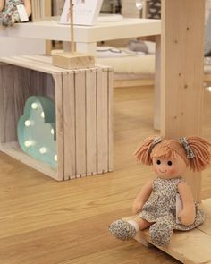 Molly Dolly Hanging out in store @kidstoredublin @powerscourtcentre  We are showcasing our work with a beautiful display of all LinzyO products for the next two weeks in store & don't miss our VIP / fashion show event next Thursday 11th at catwalk 7pm event is 4pm to 8pm  #mollydolly #ragdoll #linzyo #irishbrand #irishchildrensweardesigner