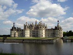 Day Five: France: chateaux de la Loire - Chambord