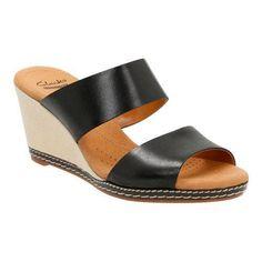 Women's Clarks Helio Lilly Wedge Sandal