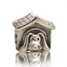 Dog House charm from Pandora