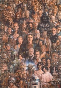 The Star Wars Galaxy