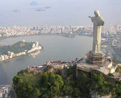 Highest statue of Jesus the Redeemer - Brazil