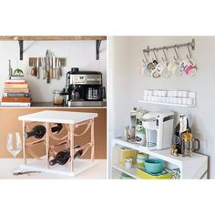 We don't have to tell you that decluttering is the key to making your space more efficient and attractive, but getting from chaotic to neat-and-orderly can be challenging without the right organizational tools. We've gathered our best do-it-yourself projects to help you transform your space -- from the kitchen to the living room to the garage --...