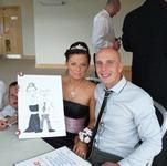 Mark Beresford Illustration is a Cheshire Wedding Caricaturist & Party Entertainer providing On the Spot Caricatures & Corporate Cartooning in Wales and throughout the North West.