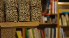 Hilo para encuadernar. Descubre nuestra selección de hilos haciendo clic en: www.casadelencuadernador.com
