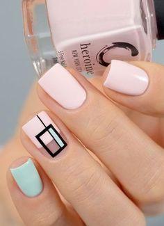 Nagellack Design, Nagellack Trends, Nail Polish, Nail Manicure, Stylish Nails, Trendy Nails, Swag Nails, My Nails, Bling Nails