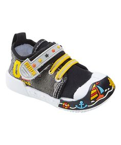 Black Sneaker - Kids #zulily #zulilyfinds