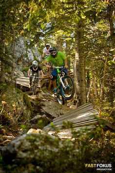 #LL @LUFELIVE #MountainBiking Please follow us @ http://www.pinterest.com/wocycling/