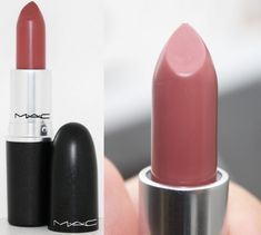 Mac 'Faux' a pretty everyday nude pink