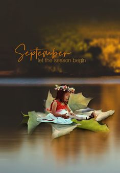 September is here! And let the season begin with and ⁣. Graphic Design Studios, Photo Manipulation, Art Day, Imagination, Digital Art, September, Creativity, Typography, Photoshop