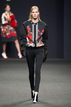 Angelo Marani at Milan Fashion Week Fall 2013