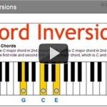 Beginner Music Improvisation Lessons 17 - Chord Inversions: http://www.zebrakeys.com/blog/2011/02/chords-inversions - Learn how to make transitions between different chords using first and second inversions, which make the music sound smoother at http://www.zebrakeys.com/lessons/beginner/improvisation/?id=17