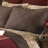 ralph lauren regent sateen queen quilt brown venetian court u2013 swanky outlet bedding