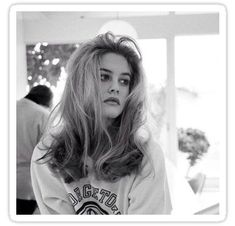 Alicia Silverstone // Clueless // Cher Horowitz // Alicia Silverstone // Clueless // Cher H Pamela Hanson, Gq, Hair Inspo, Hair Inspiration, Travel Inspiration, Pretty People, Beautiful People, Beautiful Images, Photo Portrait