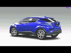 TOYOTA CHR 2016 INTERIOR AND EXTERIOR - (TWO) - YouTube