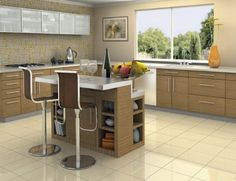 Small modern kitchen remodel ideas on a budget