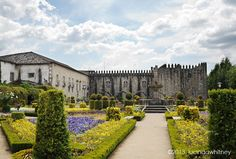 Santa Bárbara Gardens, Braga.