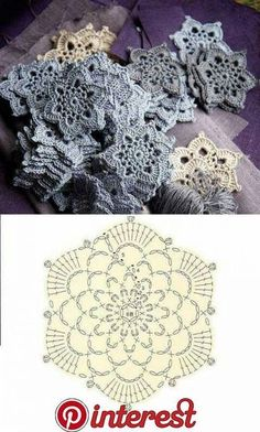 Most up-to-date Absolutely Free thread Crochet Doilies Suggestions Sterne häkeln Sterne häkeln Crochet Snowflake Pattern, Crochet Stars, Crochet Motifs, Crochet Snowflakes, Crochet Flower Patterns, Crochet Diagram, Thread Crochet, Crochet Crafts, Crochet Doilies