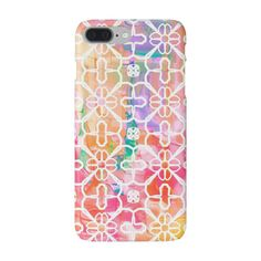 Indian tile pattern for iPhone and Samsung, available now!