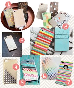 DIY phone case ideas handmade awesome |  Click to find out more!