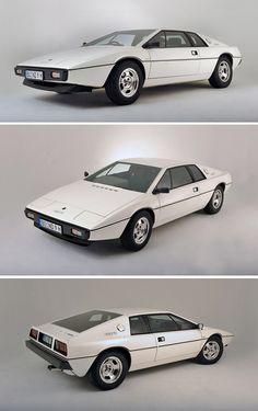Lotus Esprit - Had Not as unreliable as you think, as long as you don't let it over heat. Then, forget about it. Lotus Auto, Lotus Car, Lotus Esprit, Retro Cars, Vintage Cars, Aston Martin, Lotus Sports Car, Supercars, Ferrari