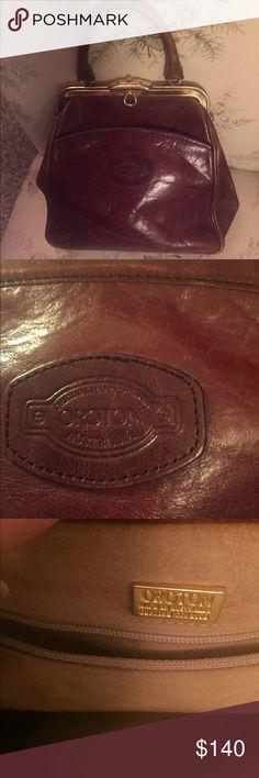 Oroton Australia brown leather purse Oroton Australia brown leather purse Oroton Bags Satchels