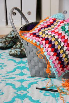 Colourful break by IDA Interior LifeStyle, via Flickr