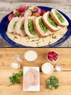 Chicken divan has some classy roots: it's named after the Divan Parisienne…