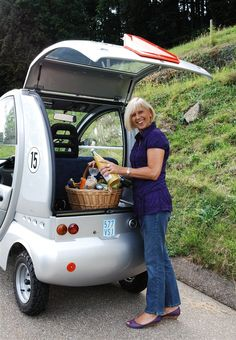 Bmw Scooter, Electric Motor Scooters, Small Electric Cars, Motorized Tricycle, Electric Cycle, Adult Tricycle, Smart Fortwo, Smart Car, Car Humor