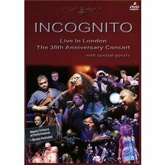 Incognito - Live In London: The 30th Anniversary Concert w/ Special Guests [DVD] [2010]