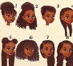 Hair Styles For Curly Hair Cool The 30 Days Of Curly Hairstyles Ebook Is Here Find All These