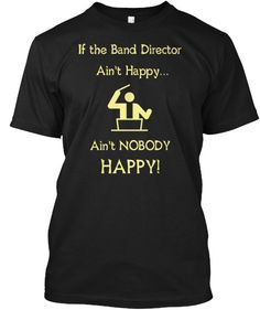 Show your Band Geek pride with this expressive t-shirt! Great for middle school/high school/college bands! ***Each item is printed on super soft premium material! Designed, Shipped, and Printed i