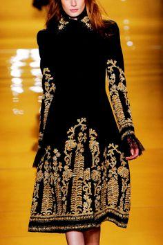 REEM ACRA at New York Fashion Week Fall 2015