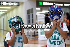 Yep I do! Love to my big brother @Channon Lockhart Alexander! :)