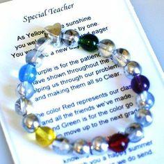 Stretch Designs Teacher Color Gift Bracelet by MOL Jewelry, http://www.amazon.com/dp/B004ZA8SVE/ref=cm_sw_r_pi_dp_2iaRpb1TX9FWT