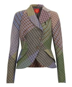Harris Tweed jacket by Vivienne Westwood Red Label A/w 2011