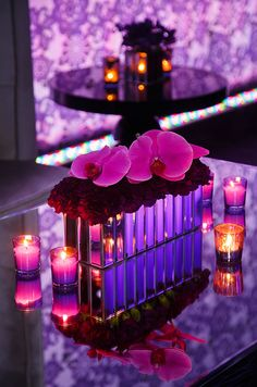 Wedding Candles, Wedding Lighting, Candles, Wedding Decorations    Colin Cowie Weddings