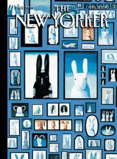 Easter is just around the corner, and this holiday weekend we've pored through our archives and rounded up a selection of imaginative Easter covers from …