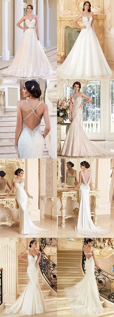 Kitty Chen wedding dresses 2015