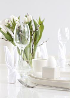 lisbet e.: easter table setting