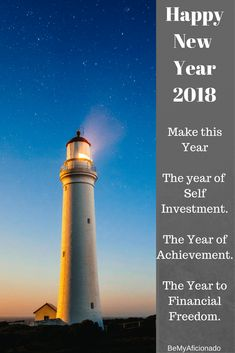 Make this year special for you and the people that matter to you. Make this year, the year of Investment. Invest in self-improvement and work your way towards financial freedom. It is only after you have achieved financial freedom you can truly enjoy the marvels of life. Invest in self and make it happen.