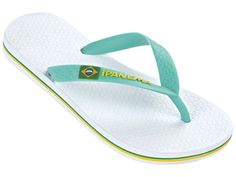 Ipanema Classic Sandal white/green