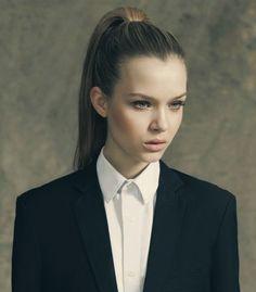 peinados tendencia 2012_coleta alta