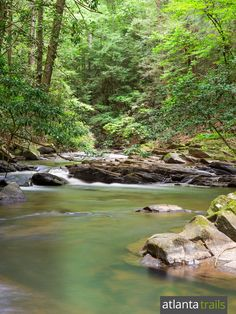Explore North GA beauty at Big Canoe on the community's Meditation Park trails