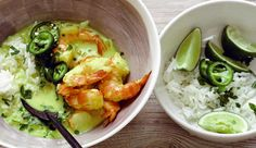 This Sophie Dahl coconut prawn curry is so good that sometimes I just spend time thinking about it. Photo: Jan Baldwin