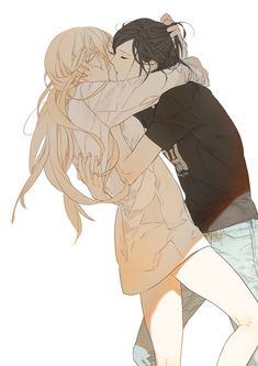 i want to do this to someone someday. just take them up in my arms and just kiss them